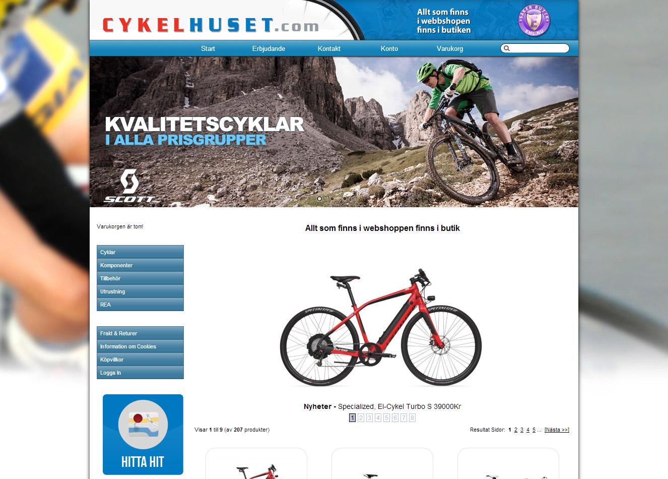 Cykelhuset